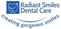 Radiant Smiles Dental Care logo