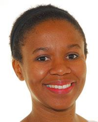 Dr Thato Entaile-Tidimane Campbell Dental Practice Campbell