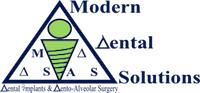 Modern Dental Solutions logo