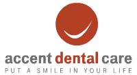 Accent Dental Care logo