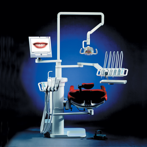 Fimet F1 LE Dental Unit.