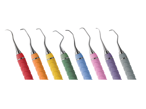 Hu Friedy Resin 8 Colors scalers and curettes