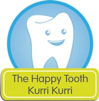 The Happy Tooth Kurri Kurri logo
