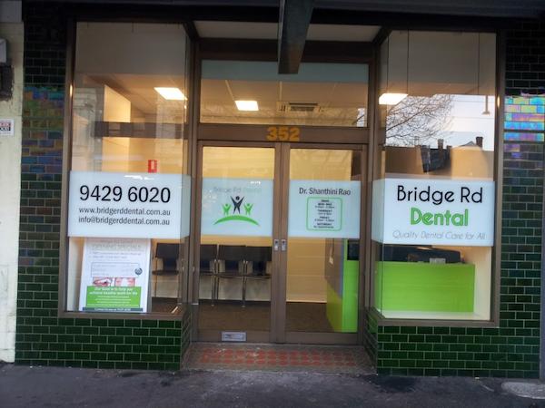 Bridge Rd Dental feature image