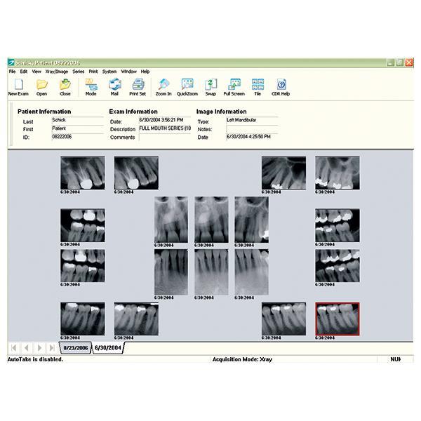Schick CDR DICOM for Windows