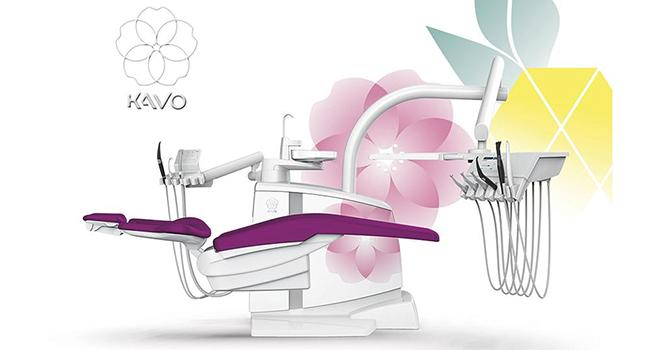 Colourful and diverse: KaVo launches new Design Series inspired by Japan