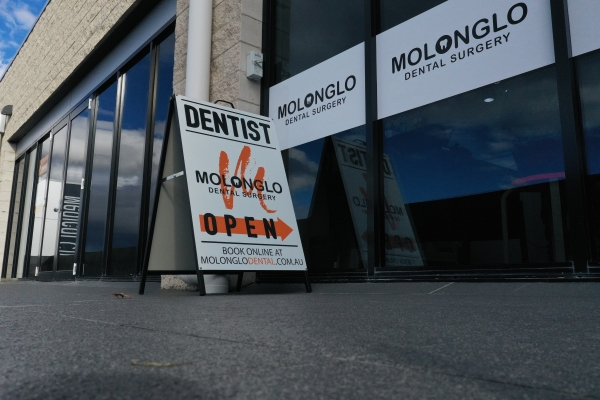 Molonglo Dental Surgery feature image