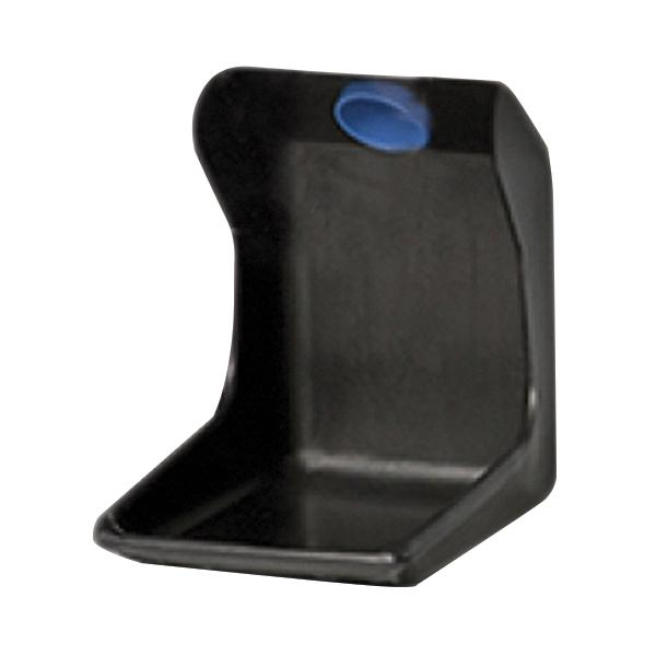 OMEC rubber hood with outlet