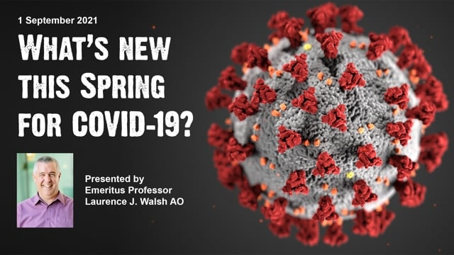 What's new this spring for COVID-19