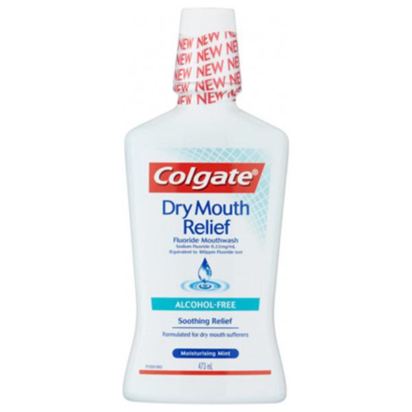 Colgate Dry Mouth Relief Fluorid...