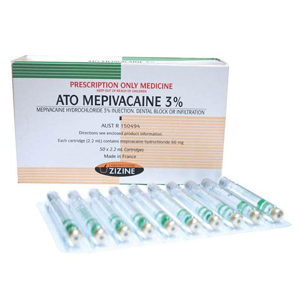 ATO Mepivicaine 3%