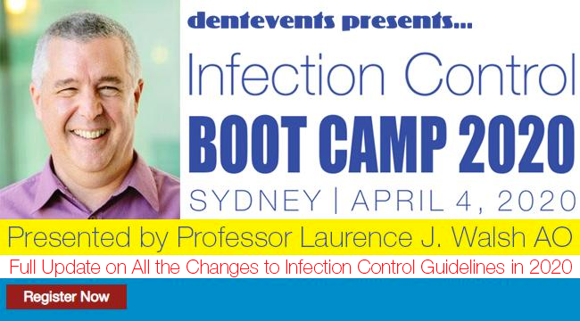 Infection Control Boot Camp 2020 - Slider