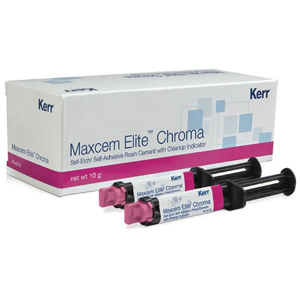 Maxcem Elite Chroma cement