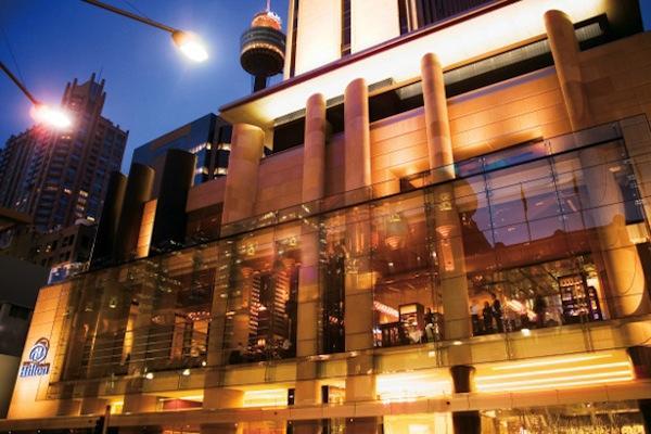 Hilton Sydney feature image
