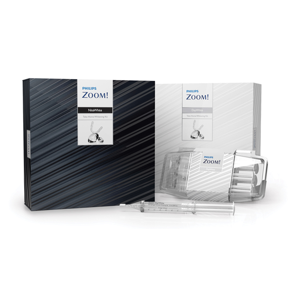 Philips Zoom! take home kits