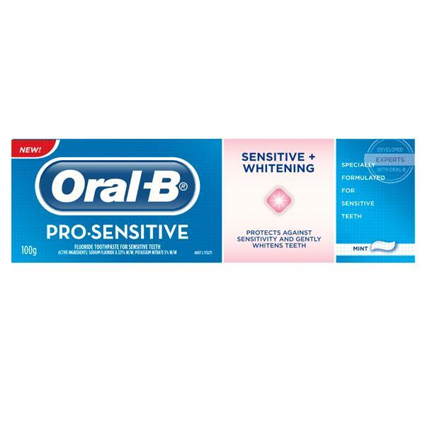 Oral-B Pro-Sensitive Sensitive +...