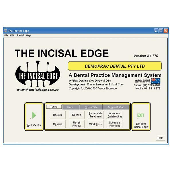 The Incisal Edge