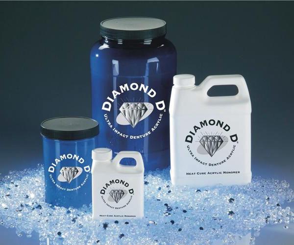 Diamond D Acrylic