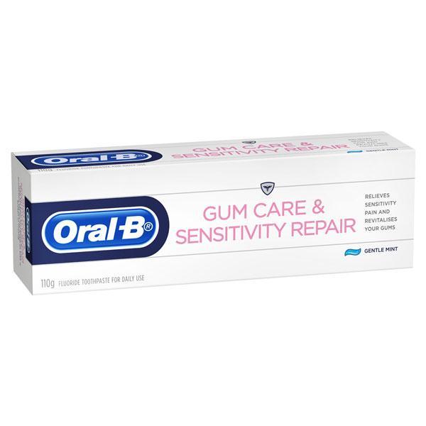 Oral-B Gum Care & Sensitivity Rep...
