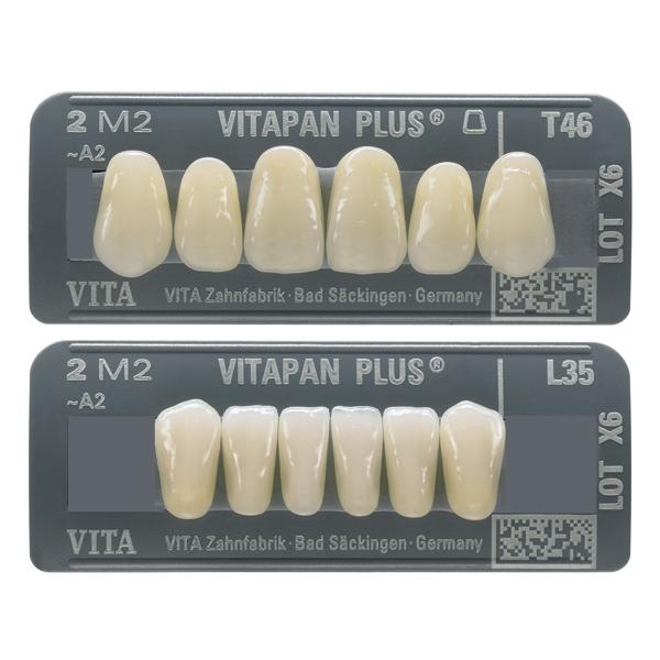 Vita VITAPAN PLUS Acrylic Teeth