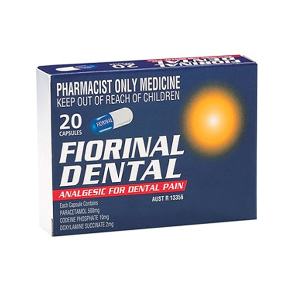 Fiorinal Dental