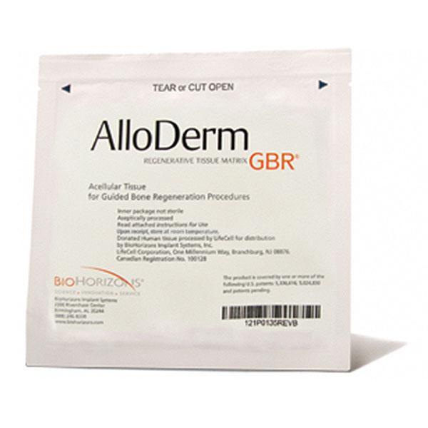 AlloDerm GBR Regenerative Tissue...