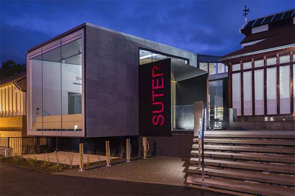 The Suter Art Gallery feature image