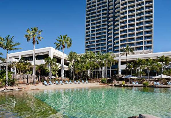 Marriott Resort & Spa Surfers Paradise feature image