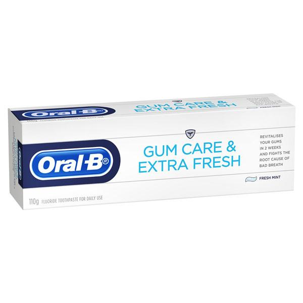 Oral-B Gum Care & Extra Fresh