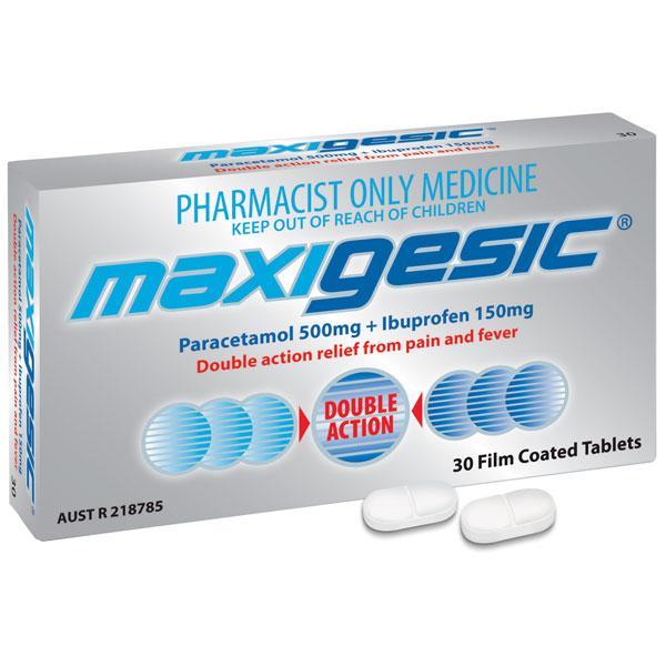 Maxigesic