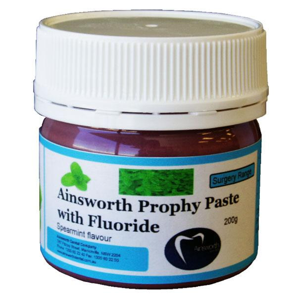 Ainsworth Prophy Paste with Fluo...