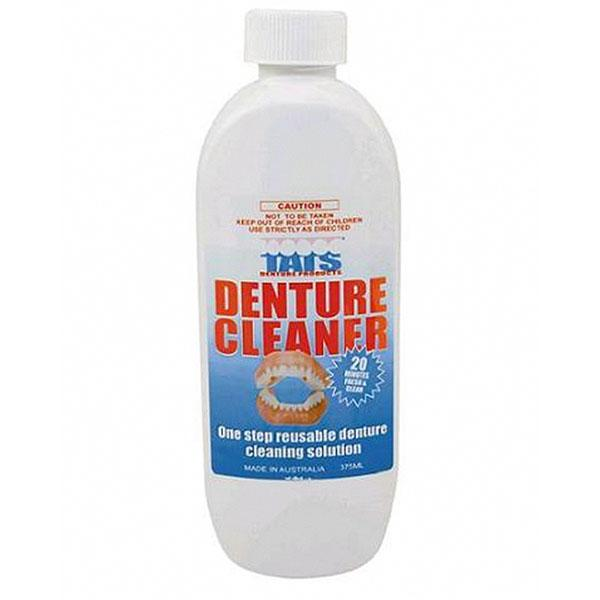 Tats Denture Cleaner