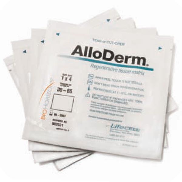AlloDerm Regenerative Tissue Mat...
