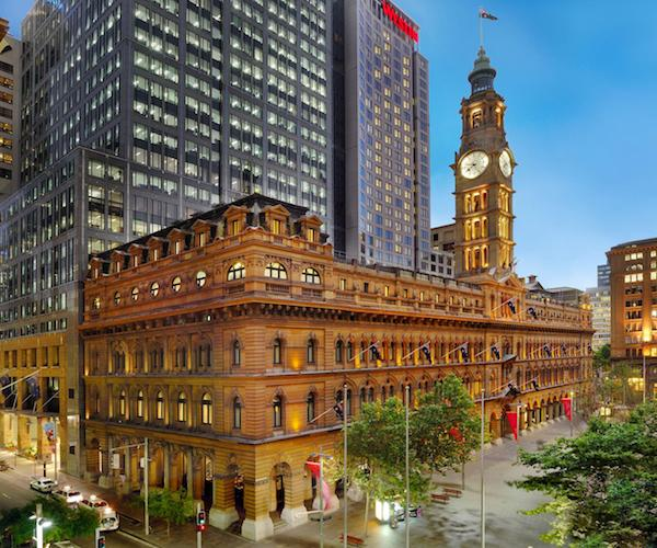 The Fullerton Hotel Sydney feature image