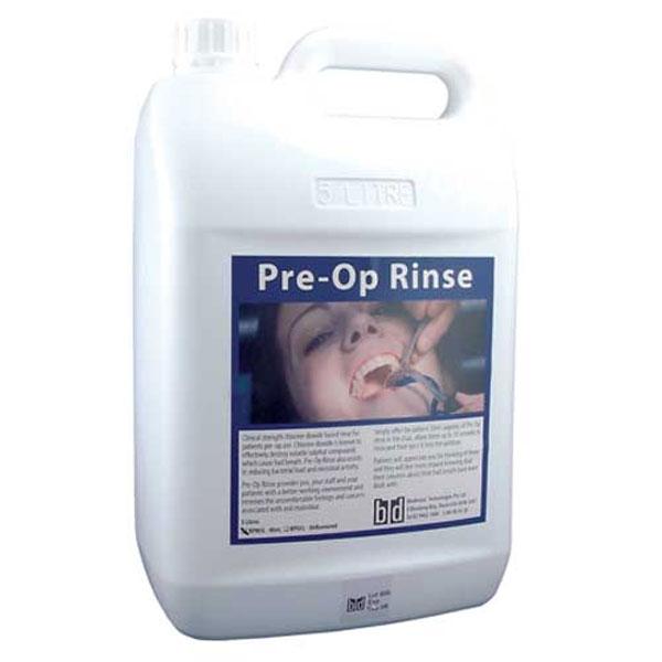 BDT Pre-Op Rinse