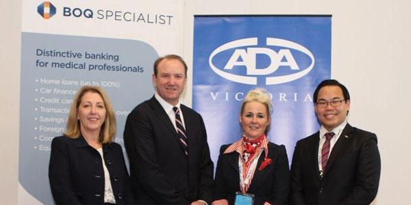 ADAVB and BOQ Specialist Practice Bursary Winner