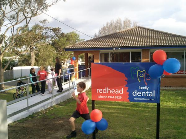 Redhead Family Dental feature image