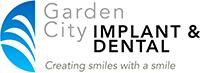 Garden City Implant & Dental logo