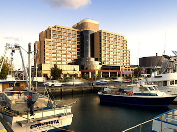 Hotel Grand Chancellor Hobart feature image