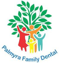 Palmyra Family Dental logo