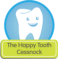The Happy Tooth Cessnock logo